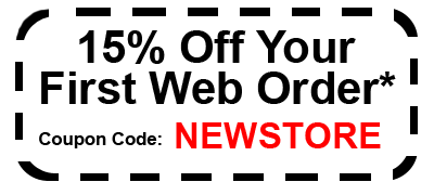 15% off any new order Code: NEWSTORE